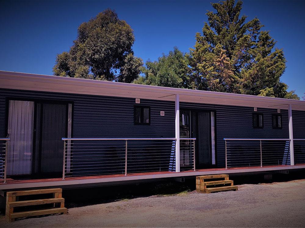 Superior 2BR 5 Berth Cabin